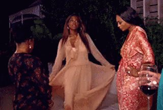 When I say I am LIVING because Kenya's husband filed for divorce AND requested alimony 😂😂 #RHOA