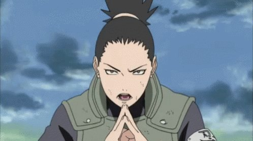 #Shikamaru is Trending  As he should be,  A Master Strategist  #Shippuden #Toonami