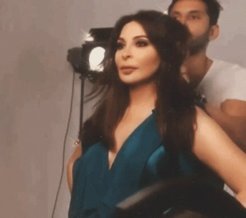 she is a blessing for this world #Elissa