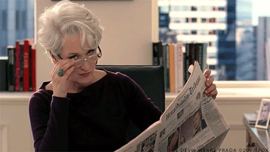 Pondering Meryl Streep GIF by 20th Century Fox Home Entertai