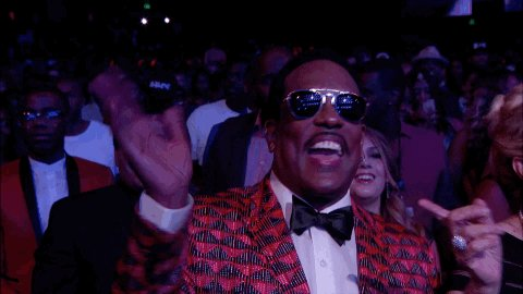 Charlie Wilson sprinkle on some ad-libs and turn the record into a masterpiece.   A real legend in the game.