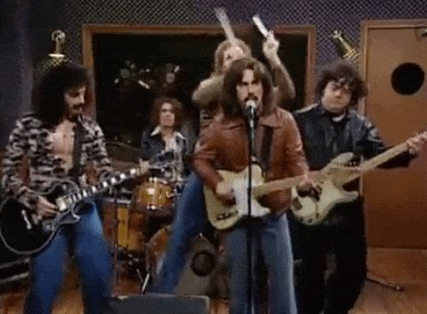 #ITendToAssume we need more cowbell