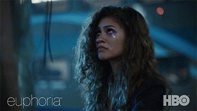 Tuve una racha de tristeza muy intensa por #EuphoriaHBO (thread) 👇👇