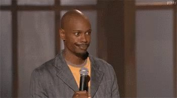 Priceless Dave Chappelle GIF
