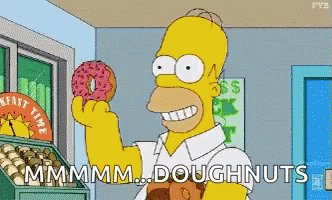 #ConfectioneryInSongOrFilm   Donut Make Your Brown Eyes Blue
