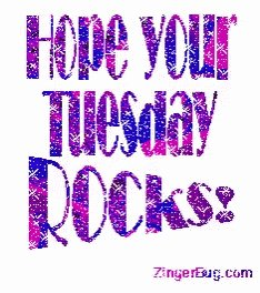 Happy Tuesday!! how's everyone doing? GIFS only! #tuesdayvibe #tuesdaymotivations #TuesdayFeeling