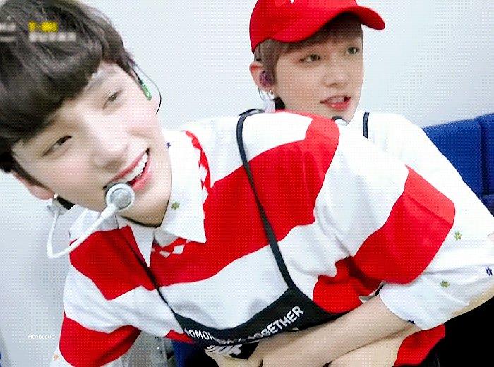 yeonjun's baby hueningkai  #YEONJUN #연준 @TXT_members
