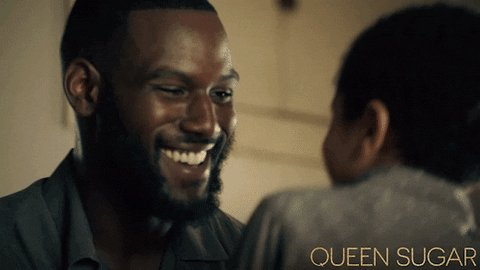 My uterus jumps every time I see him on screen. #QUEENSUGAR