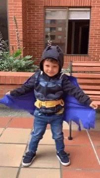 The little batman who could #batmanamovie