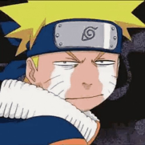 As a recent viewer of #Naruto thanks to @GuyFarruski - it's already hit me in the feels & made me cry, made me laugh, got me hyped up for epic fights & let's not forget the cliffhanging blue balls!  Honestly, give it a try, I regret not watching it years ago!  #anime #shippuden