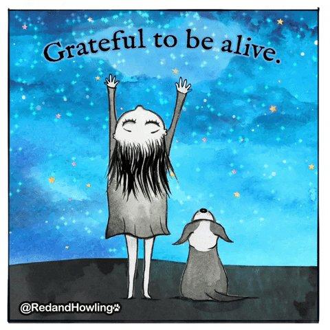@KariJoys @skipbolden Interrupt #Anxiety with #Gratitude!  #FamilyTRAIN #GoldenHearts #StarfishClub #JoyTrain #Joy #Love #Peace #MentalHealth #Depression  #wednesdaythought #ThursdayThoughts #FridayMotivation
