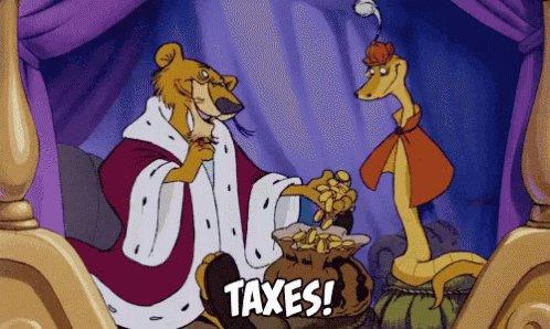 Income Taxes GIF