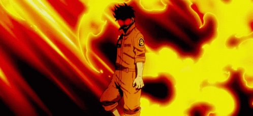 Fire Forces is really a fire ass anime #FireForce