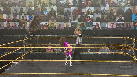 Replying to @wwrlive: #WWENXT