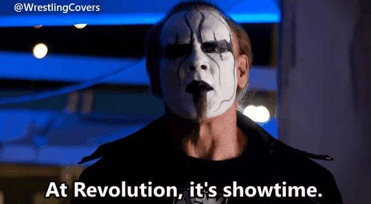 @AEW LET'S FN GO!!! 🦂 #AEWRevolution  #AEWDynamite #AEW #AEWonTNT