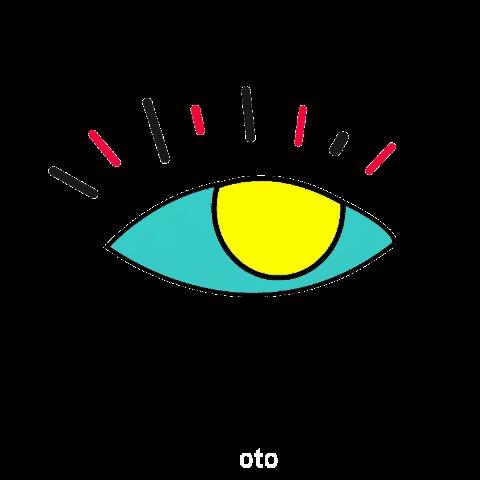 Art Watching GIF by OtO