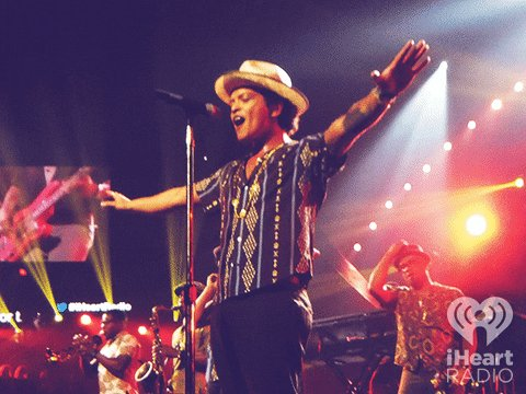 Regresó el Rey ❤️  #BrunoMars #SilkSonic
