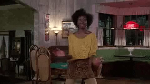 Patrice was back in queens still dancing cuz she damn sure wasn't in the sequel #ComingToAmerica2