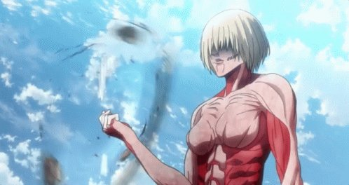 Yall, forget about #WandaVision and watch #AttackOnTitan, you won't get disappointed! gn 😴