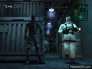 @G4TV #b4g4 Metal Gear Solid