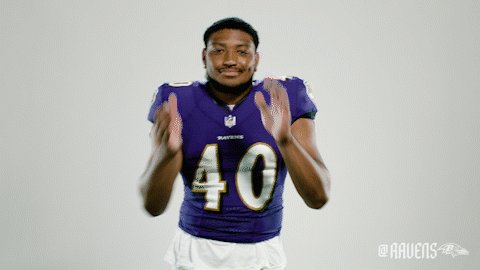 #RavensFlock, show @Leek_39 some love today for his birthday! 🎉