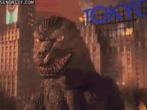 #GodzillaNeverSaid... #dexterstallworth.com