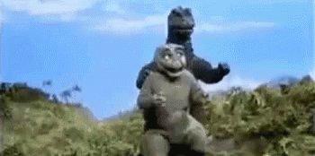 #GodzillaNeverSaid is this really my kid? #dexterstallworth.com