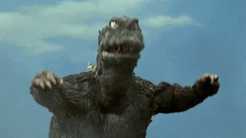 #GodzillaNeverSaid what about my feelings?  #dexterstallworth.com