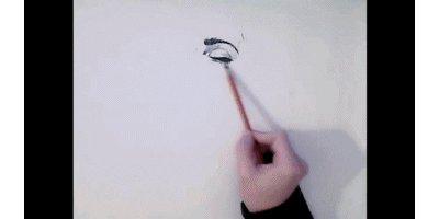 #Impressive  #Desenhos  #Amazing  #Arte  #Drawings  #Drawing  #MeganFox