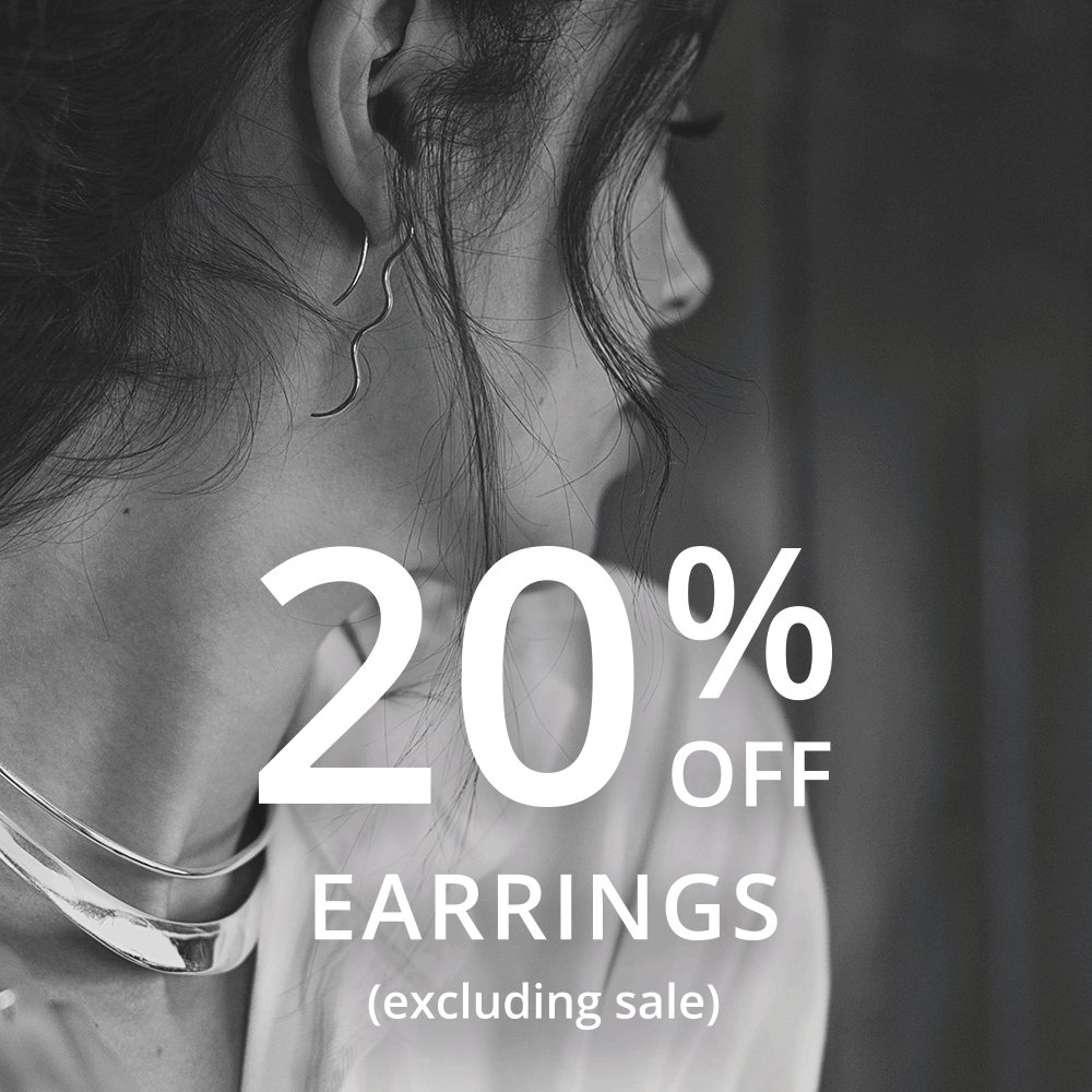GO GO GO - SATURDAY ONLY ✨ Get 20% OFF ALL EARRINGS   *EXCLUDING SALE EARRINGS & BRANDED EARRINGS  Use code: 20EARRINGS at checkout   Shop earrings 👉  #Saturdayfeeling #Saturdaymotivation