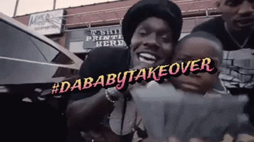 FUCK #superstraight TIME FOR DABABY!