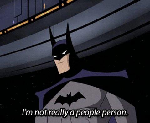 Yo Bats what's  good #CancelACartoonCharacter