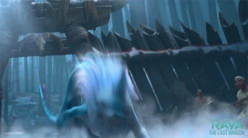 Angry Dragon Sisu GIF