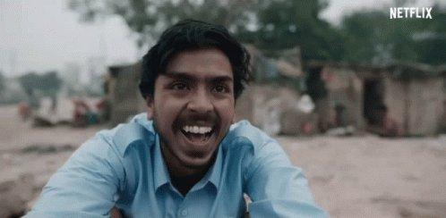 Bitter Smile Balram GIF