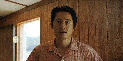 Steven Yeun Smile GIF by A24