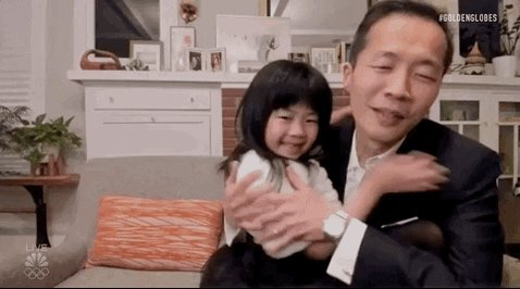 Lee Isaac Chung GIF by Golden Globes