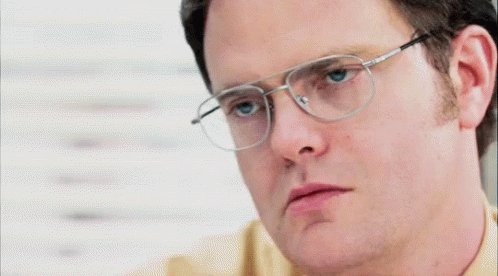 The Office Dwight GIF