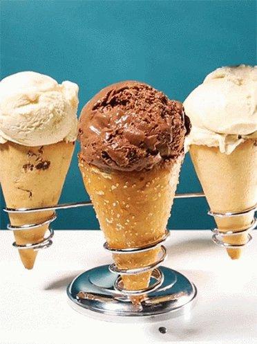 Ice Cream Ice Cream Cone GIF