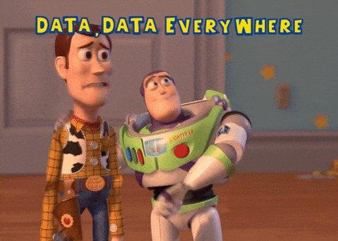 Analyzing Toy Story GIF by Giflytics