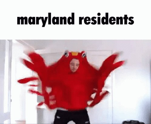 Michigan doesn't have any crabs so Maryland takes the win here! We do have crayfish in the crustasian family - they're pretty cool and integral to our water ecosystems!  (Except the #InvasiveSpecies rusty and red swamp crawfish 😬 - report any sightings to @Minvasives!) https://t.co/Dd8qZQeIkr