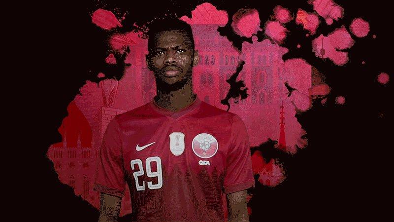 الدقيقة 12' ️قوووووووووووول! محمد مونتاري قطر 0️⃣ 1️⃣ لوكسمبورغ منتخب قطر في أوروبا