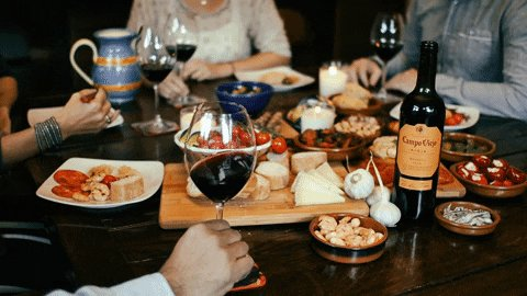 spanish party GIF by Campo Viejo UK