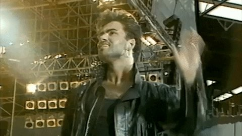 Tell Channel 4 GIF by George Michael
