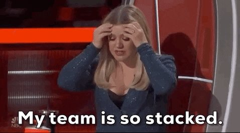 My Team GIF by The Voice