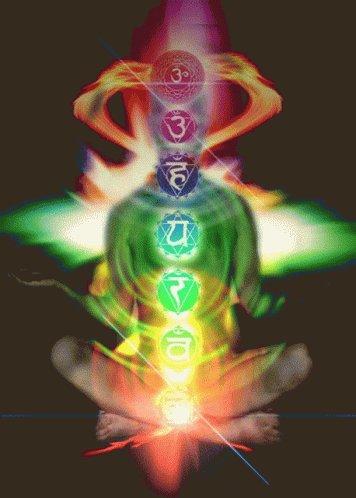 Energy Chakras GIF