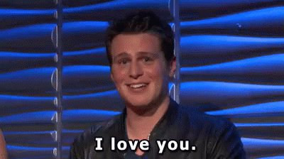 Happy Birthday to the simply wonderful gifted angel of a human Jonathan Groff! We love you