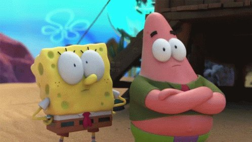 Will You Be My Friend Spongebob Squarepants GIF