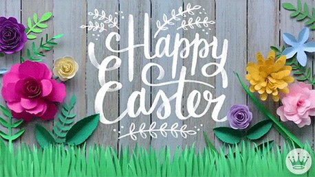 Image for the Tweet beginning: Wishing you a lovely Easter