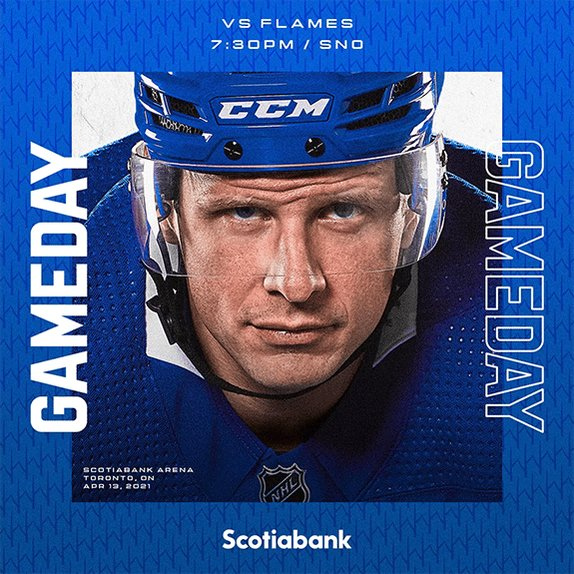 @MapleLeafs's photo on GAME DAY