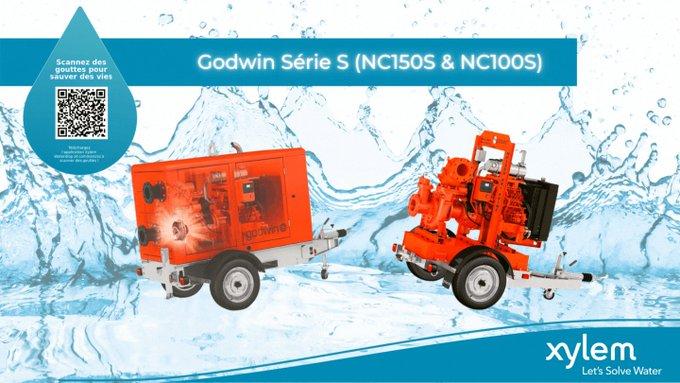 Les équipes #Xylem sont fières de vous présenter la gamme Godwin Série S (NC150S & NC100S)📲 💦  Pour plus d'informations, n'hésitez pas à contact...